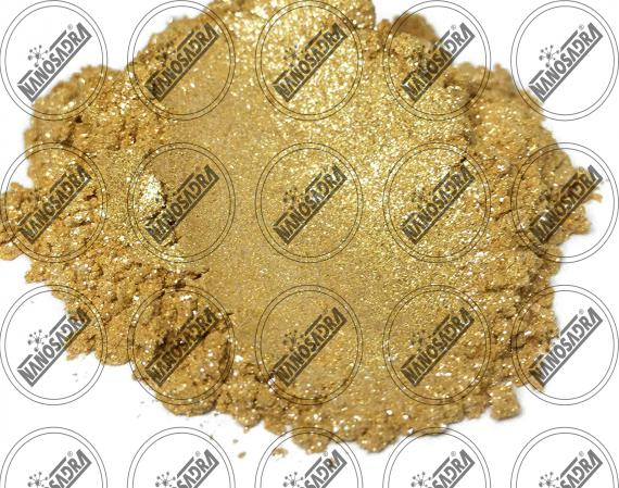 What are gold nanoparticles used for?